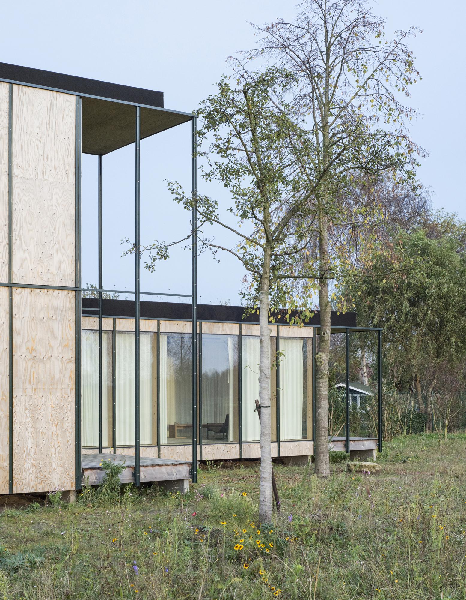 Weekend House Wachtebeke Gafpa