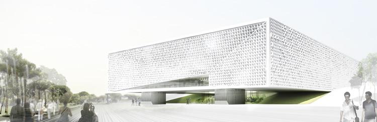 SV60 Arquitectos diseñará la nueva Facultad de Medicina de la Universidad Athalasa de Nicosia, Cortesía de SV60 Arquitectos