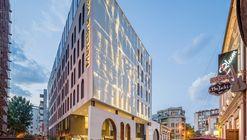 Hotel Mercure in Bucharest / Arhi Group