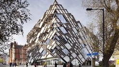 The Diamond  / Twelve Architects