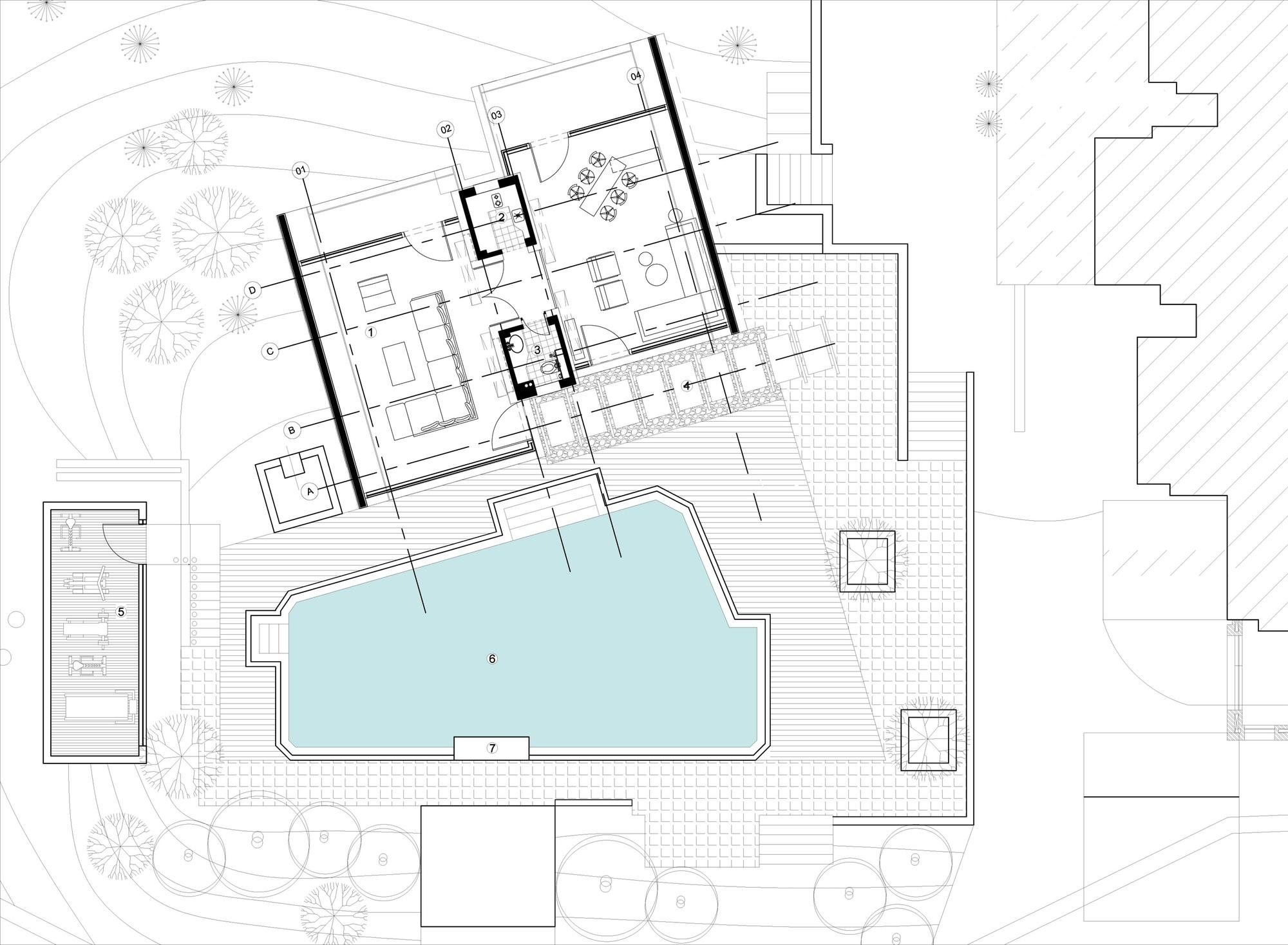 Ideal Site Plan