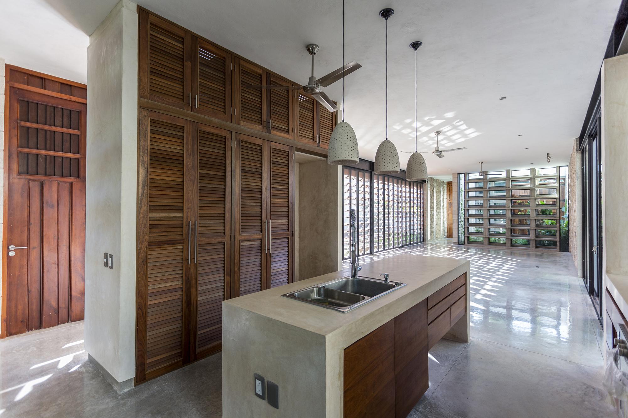 Galer a de casa ja cholul taller estilo arquitectura 14 for Estilos de casas arquitectura