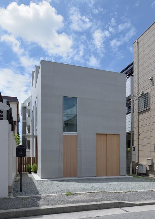 Residence and Playground / Sota Matsuura Architects, © Kondo Yasutake