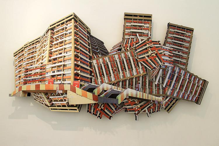 Exhibición 'Arquitectonas': conjuntos habitacionales de Viña del Mar y Valparaíso