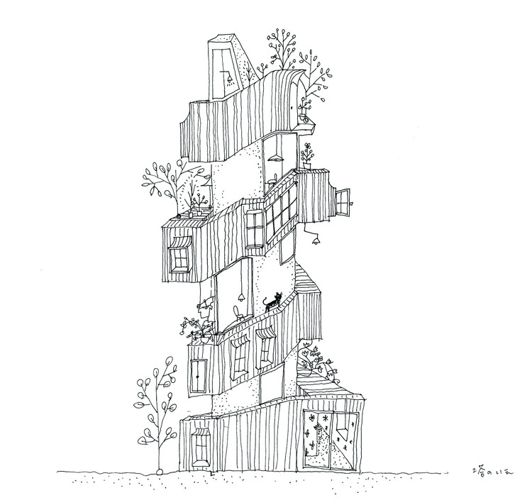 Sketch Designs Houses