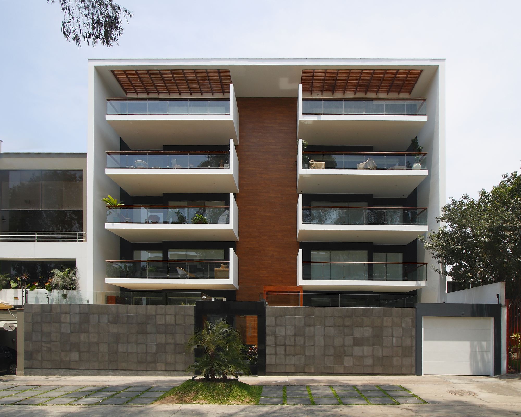 Edificio Del Sur Rubio Arquitectos Plataforma Arquitectura