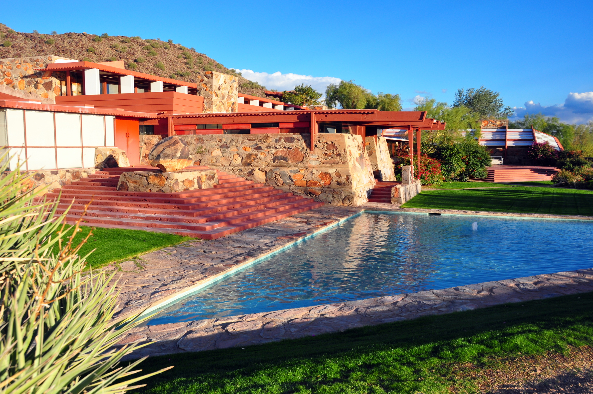 Frank Lloyd Wright School Of Architecture Tag Archdaily