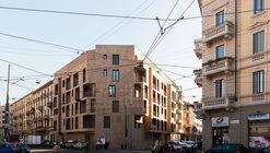 P17 Housing in Milan / Modourbano