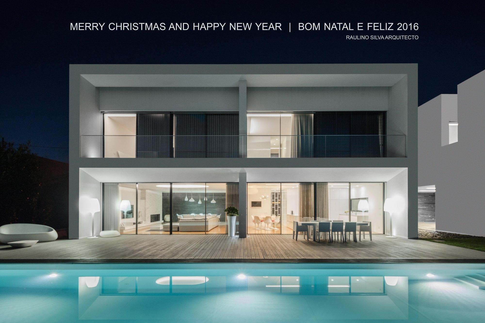 Galer a de postales de navidad de arquitectos de todo el for Todo para el arquitecto