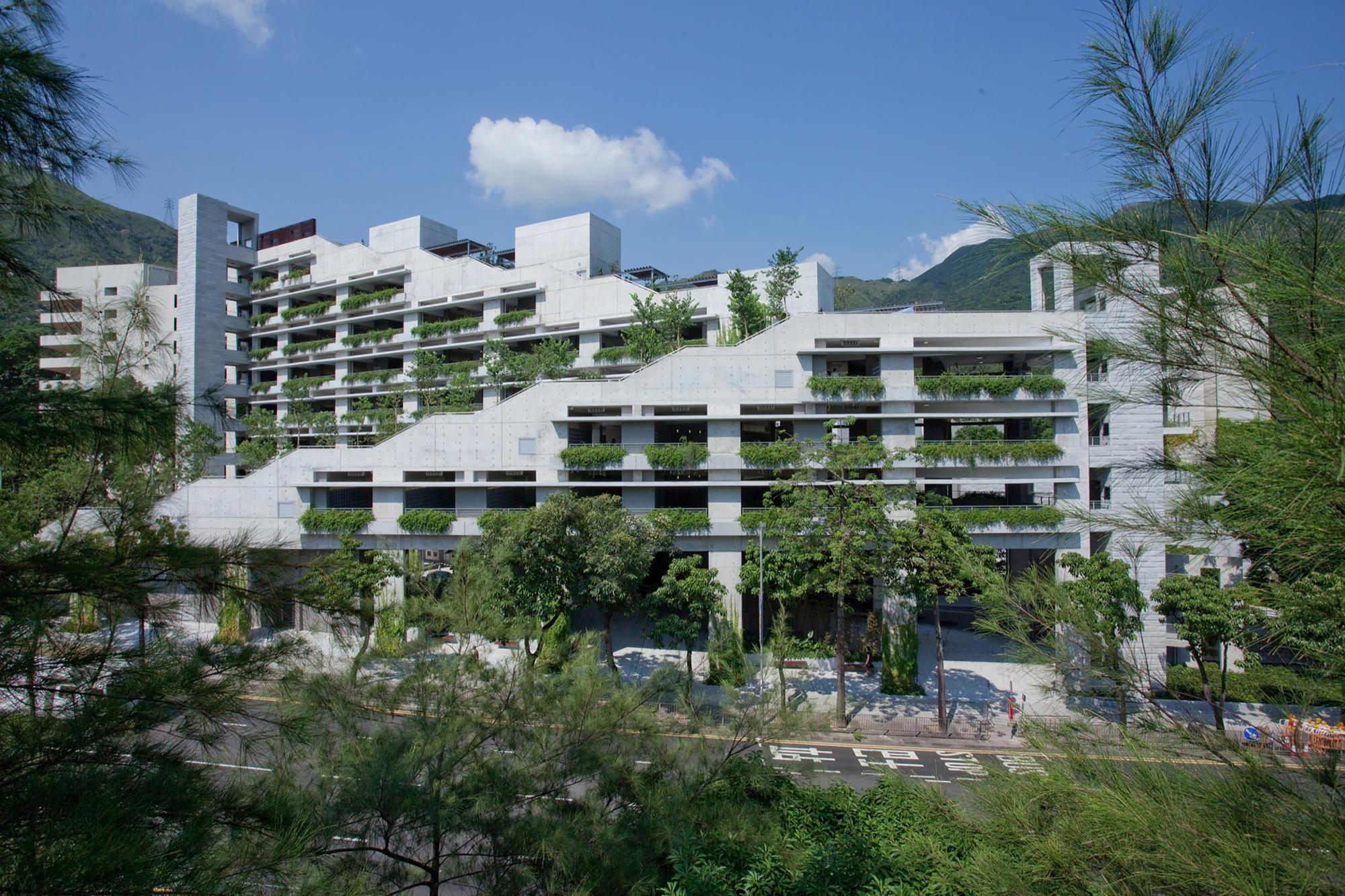 Diamond Hill Columbarium Architectural Services Department