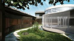 """Propuesta """"Casa Patio"""" de INNO Arch para Beijing"""