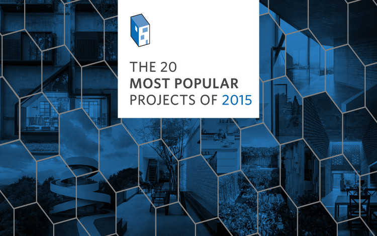 The 20 Most Popular Projects of 2015