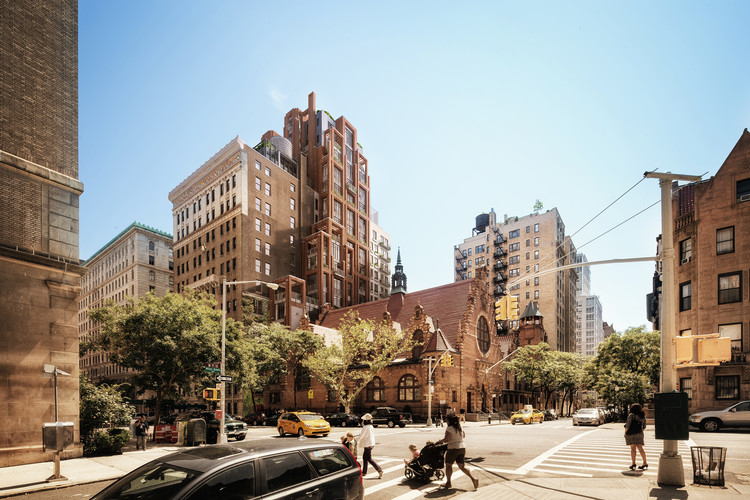 COOKFOX Wins Preservation Approval for Manhattan Condominium, South. Image © COOKFOX Architects