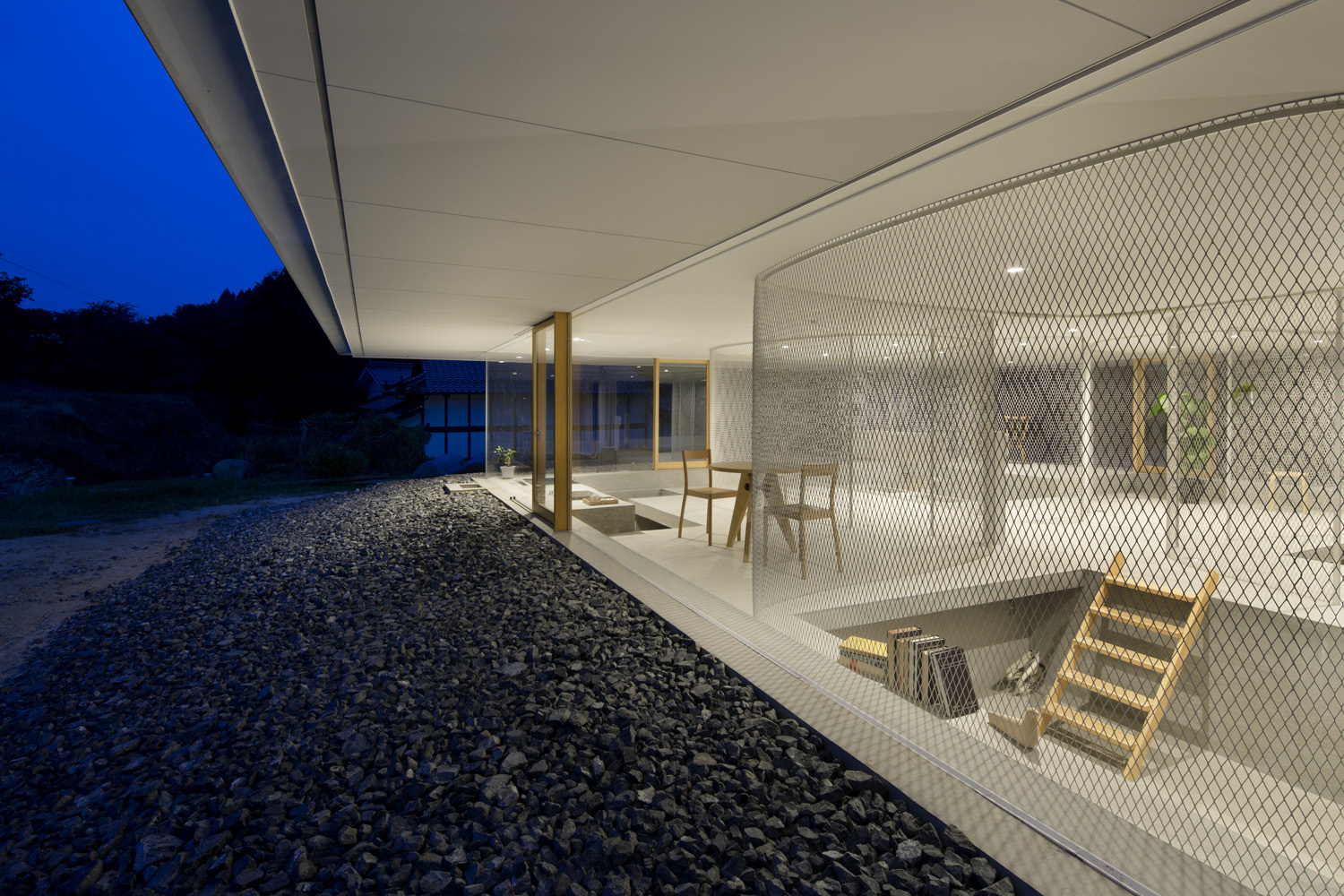 suppose design office toshiyuki. Hiroshima Hut / Suppose Design Office Toshiyuki O
