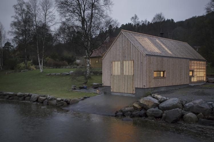 Naust V / Koreo Arkitekter + Kolab Arkitekter, © Mattias Josefsson