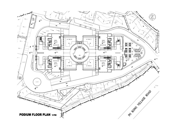 Diamond Hill Crematorium / Architectural Services