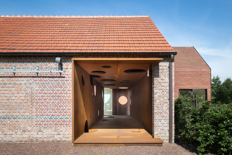 Casa Olmen / Pascal François Architects, © Frederik Vercruysse