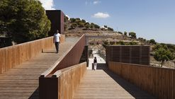 Jardín Botánico de Nerja / ISMO Arquitectura