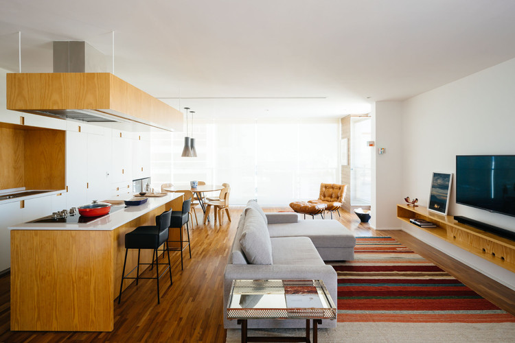 Apartamento LN / Estúdio Gibraltar, © Pedro Kok