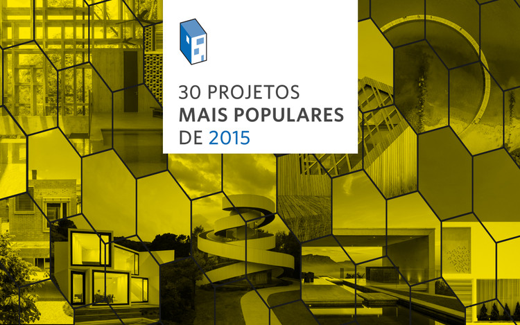 Projetos internacionais mais populares de 2015