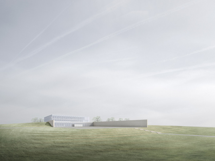 David Chipperfield Designs German Concert Hall, © David Chipperfield Architects