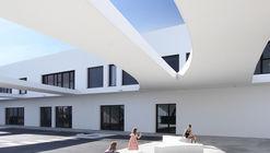 School Complex Les Perséides / Atelier REC architecture