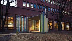 Pabellón Biblioteca / SpaceTong (ArchiWorkshop)