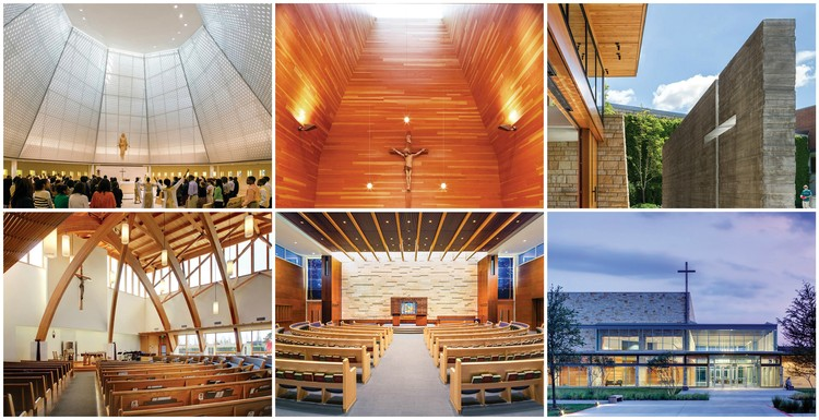 The 2015 Religious Architecture Awards Celebrate Changing Trends in Worship