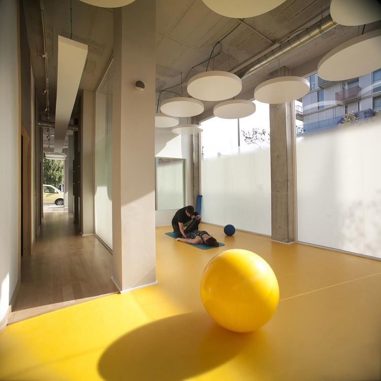 Active Therapy Center R3  / Gabriel Gomera Studio, © Laura Villaplana