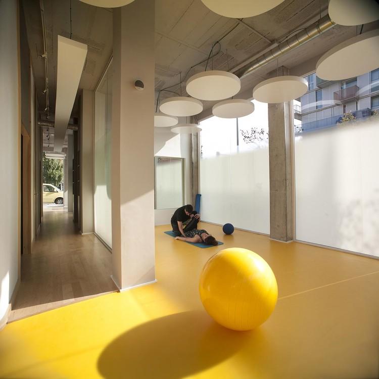 Centro de Terapia Activa R3 / Gabriel Gomera Studio, © Laura Villaplana