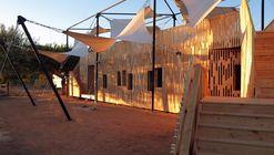 Centro comunitario Pumanque / The Scarcity and Creativity Studio