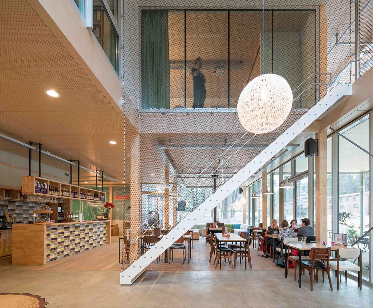Gallery of Stayokay Hostel and Natuurpodium / Personal Architecture - 10