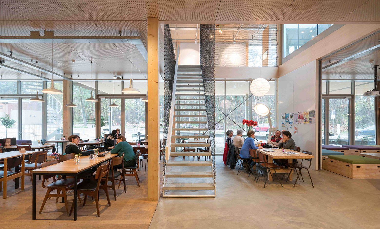 Gallery of Stayokay Hostel and Natuurpodium / Personal Architecture - 8