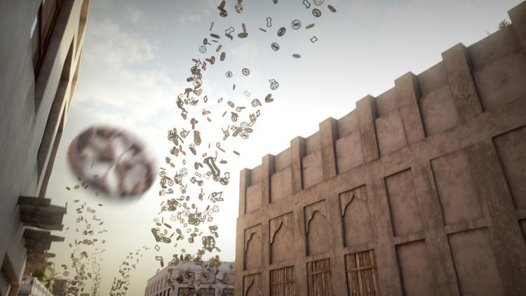 Visual Storytelling, Architecture & Animation