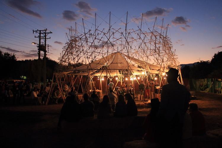 Operaciones Micro Urbanas: Un escenario en Panquehue / Claudio Torres, Cortesía de Claudio Torres