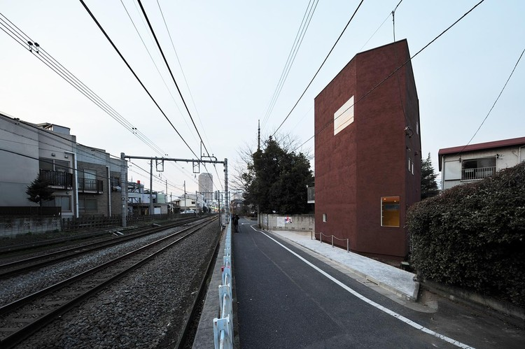 Oiz House / Hiroshi Kikuchi Architects, Courtesy of Hiroshi Kikuchi Architects