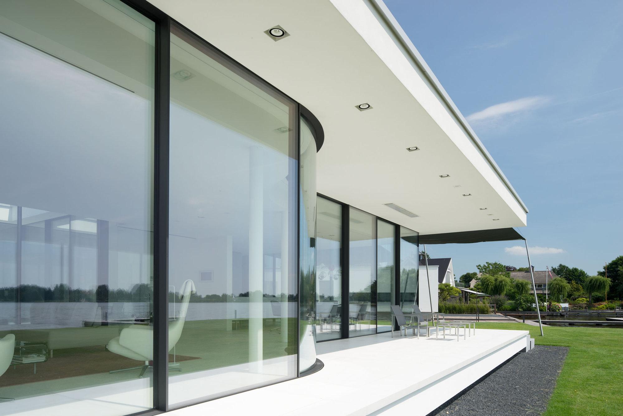 Villa van schijndel by lab architecten casas y detalles