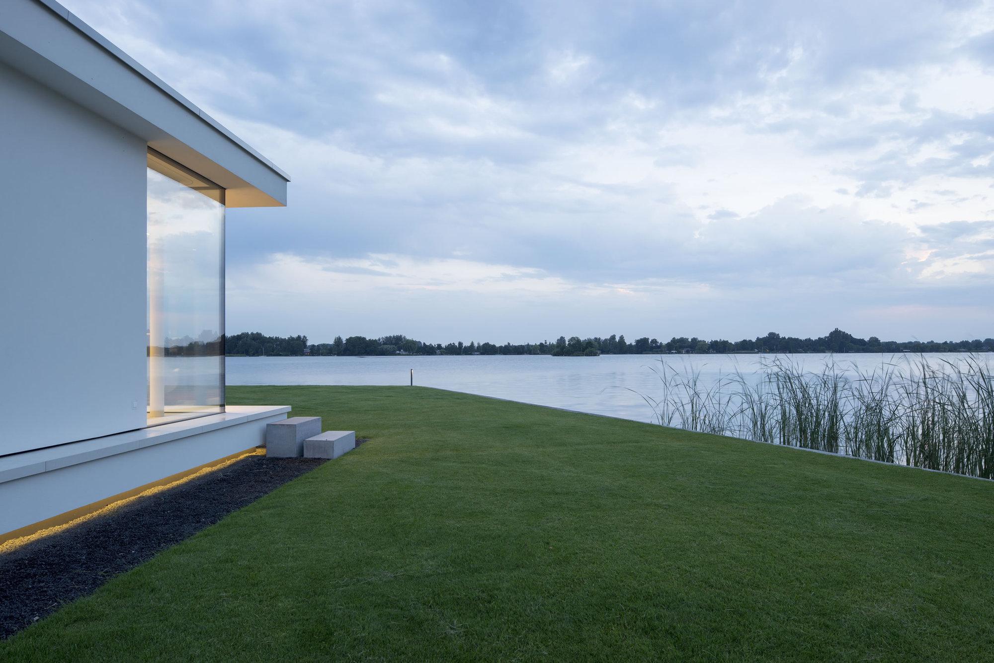 Villa spee haelen by lab architecten home offices work