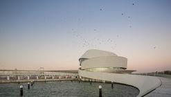 Terminal de Cruceros de Leixões / Luís Pedro Silva Arquitecto