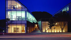 Kyomunsa Office  / Daniel Valle Architects