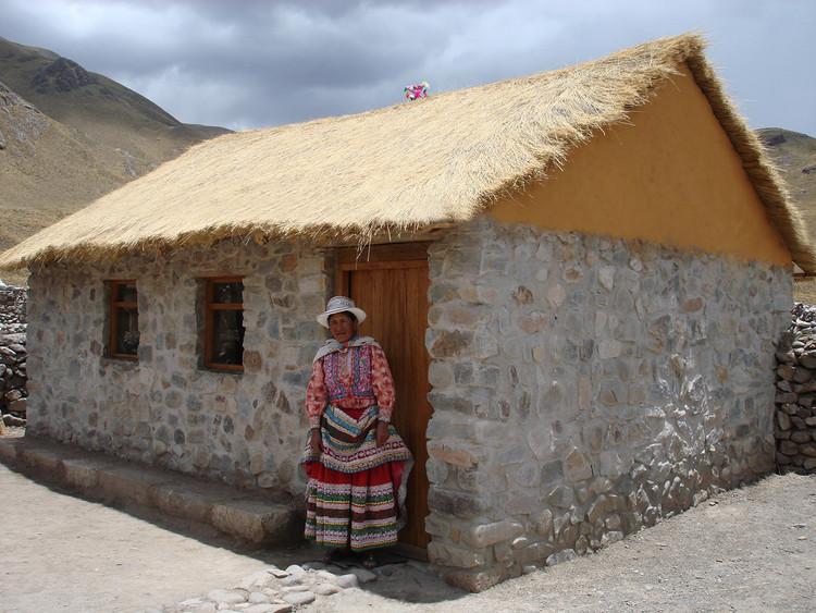 Programa de Habitação Rural e Desenvolvimento Social em Sibayo, Peru: Arquitetura tradicional para a melhoria das comunidades, Cortesia de Programa Vivienda Rural y Desarrollo Social