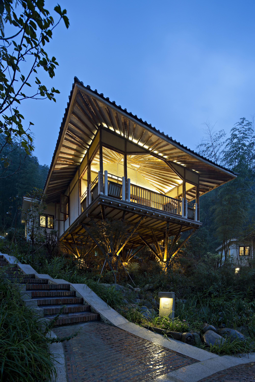 Gallery Of Bamboo Villa  Live In The Nature    C U0026c Design