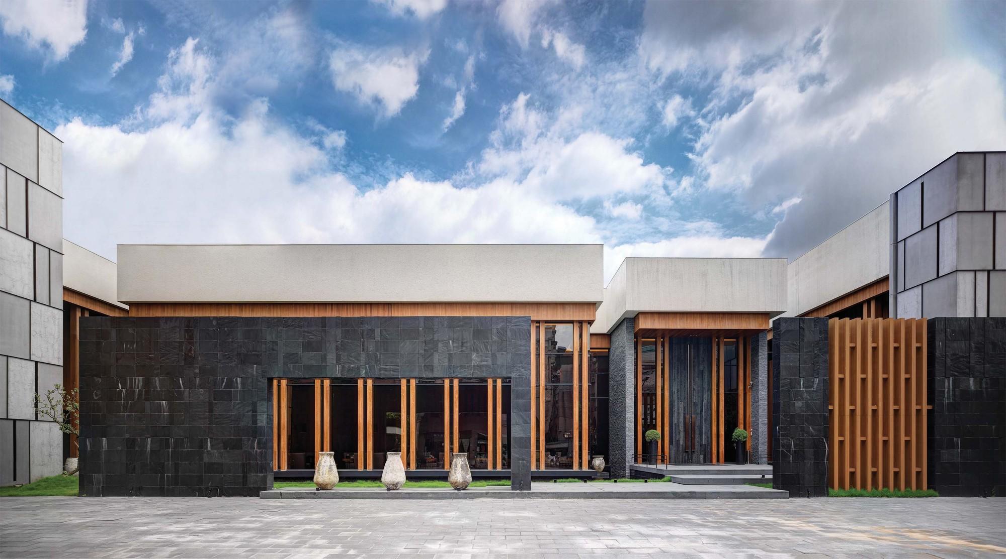 The Realm of Confluence / Cai-In Interior Design