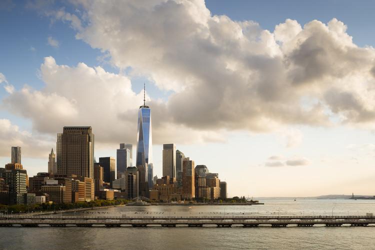 Ranking: As dez cidades mais caras (e as mais baratas) para a construção civil, Nova Iorque.  Imagem © James Ewing OTTO