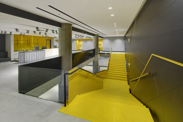 Multipurpose Hall Forum Karlín / Atelier 8000, © Tomáš Dittrich