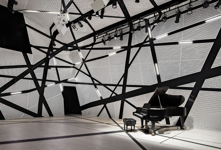 National Sawdust / Bureau V, © Floto + Warner