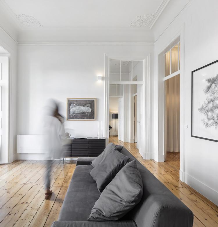 Apartamento NANA / rar.studio, © Fernando Guerra | FG+SG