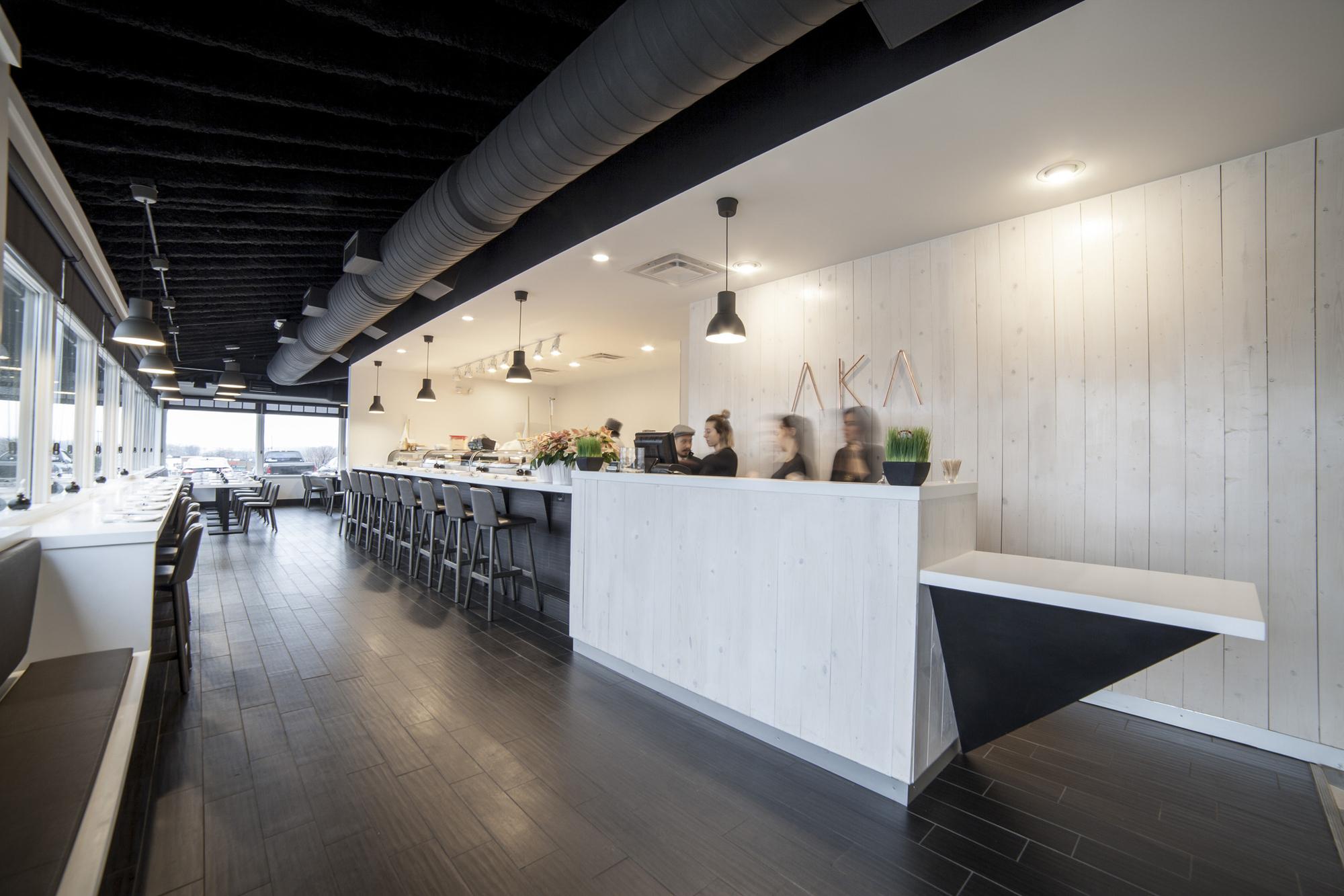 Aka Sushi Synecdoche Design Studio Daub Lab Archdaily