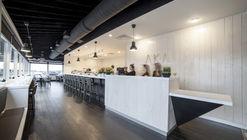 AKA Sushi / Synecdoche Design Studio + daub-lab