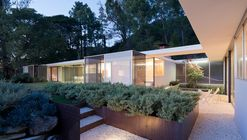 Shulman Home and Studio / Lorcan O'Herlihy Architects